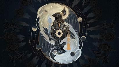 Eclipse Leona Legends League Coven Background Promo