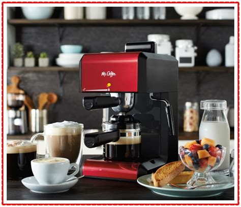 Mild cappuccino is liked by so many people because of its gentle yet yummy taste. Best Mr. Coffee Espresso Machines Review 2021