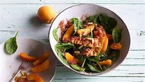 Salat Mit Spinat : spinat salat mit aprikosen und gebratenem speck ~ Orissabook.com Haus und Dekorationen