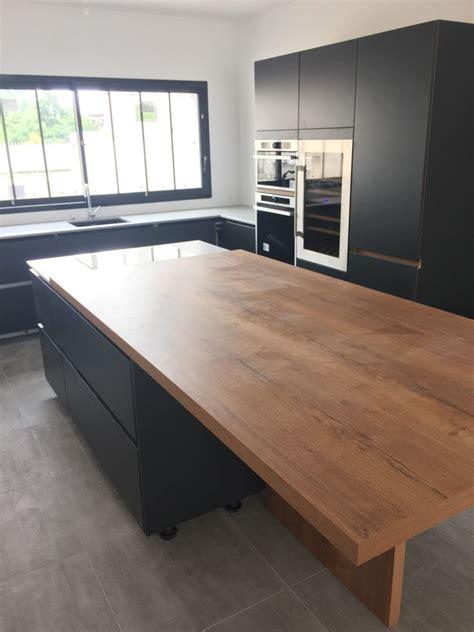 peinture sur faience cuisine cuisine avec sol gris photos de design d 39 intérieur et