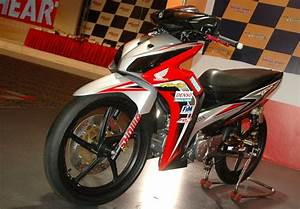 Srj - Modification Bikerz  Best Modifikasi Motor Honda Blade 110 2012
