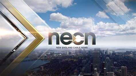 It's Gold, White and Blue for the New NECN
