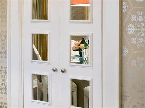 options  mirrored closet doors hgtv