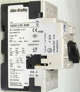 Allen Bradley 140m