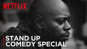 Dave Chappelle Stand-Up Special – Gear & Grit