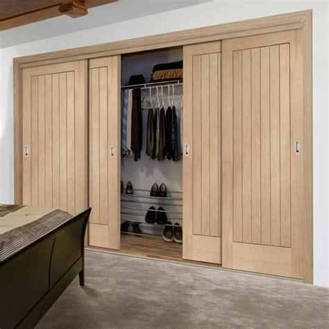 sliding wardrobe doors frame kit suffolk oak door