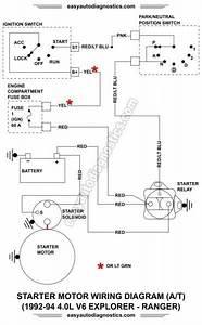 94 Ford Ranger 4x4 Wiring Diagram