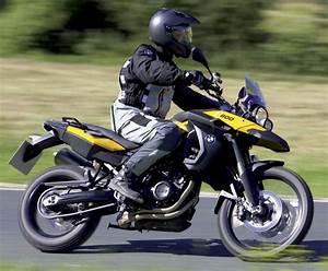 Bmw F 800 Gs 2011 - Fiche Moto