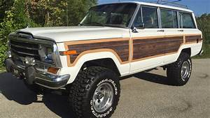 Jeep Grand Wagoneer : 1988 jeep grand wagoneer f88 louisville 2016 ~ Medecine-chirurgie-esthetiques.com Avis de Voitures