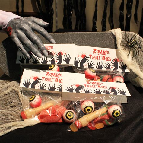 Halloween ' Zombie Apocalypse' Treat Bag Template. Soundproof A Room. Sears Dining Room Furniture. Room Darkening Curtains. Small Dining Room Table And Chairs. Microfiber Living Room Sets. Dorm Room Futon. Decorative Tiles For Kitchen Backsplash. Chinese Decor