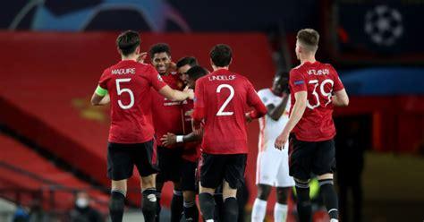 Manchester United aplastó a la revelación del torneo de la ...