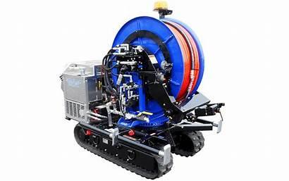 Easement Machines Jaj Sewer Machine Equipment