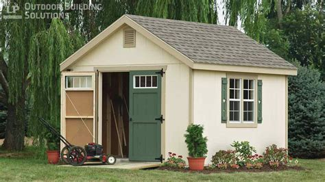 what sheds the most what are the most common storage shed sizes lp shed
