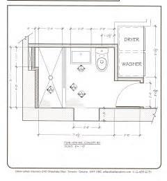 project basement shower room gillian gillies 39 s - Master Bedroom Bathroom Floor Plans
