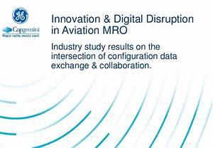 Aviation MRO Big Data & Advanced Analytics Industry Survey
