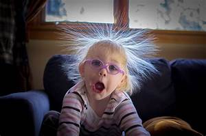 Pennys Hair And Static Electricity Perception