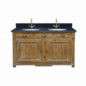 meuble lavabo 2 vasques signature With meuble 2 vasques