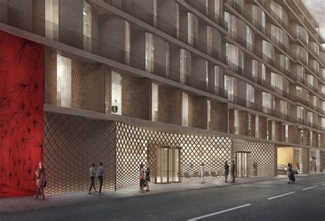 David Adjaye given the go-ahead for mixed-use Piccadilly