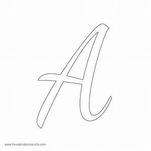 3 inch block letter stencils printable 1000 ideas about With best letter stencils