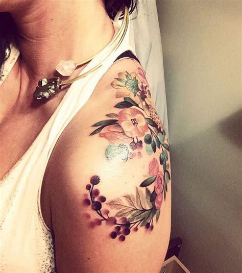 ideas  tatouage fleur de cerisier