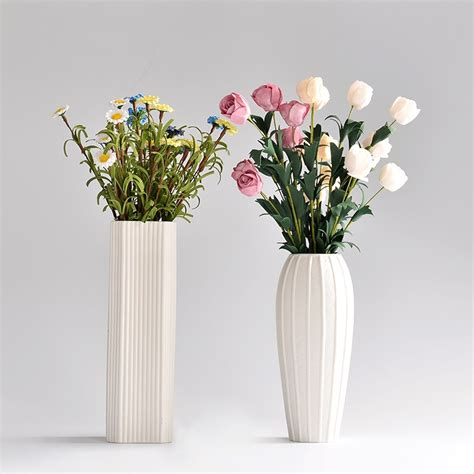 Flowers For Vases by Home Decoration A Vase For Flowers Ceramic Tabletop Flower