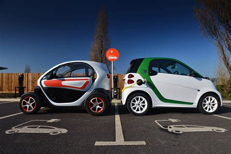 Vs Smart Car by Smart Fortwo Electric Drive Vs Renault Twizy Auto Express