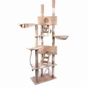 Arbre A Chat Solide : arbre a chat 250cm ~ Mglfilm.com Idées de Décoration
