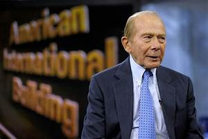 At 88, Former A... Maurice Hank Greenberg Quotes
