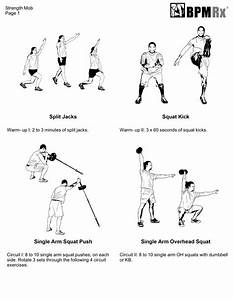 circuit training workout shoulders galore bpm rx With circuit workout two