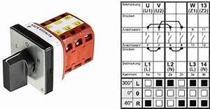 3 Phasen Schalter : wechselstrommotor drehrichtung ndern mit wendeschalter ~ Frokenaadalensverden.com Haus und Dekorationen