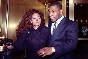 The time Tyson confronted Jordan over Robin Givens | New ...