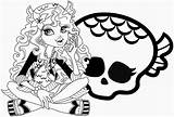 Monster Coloring Pages Printable Character Filminspector Ever Cupid sketch template