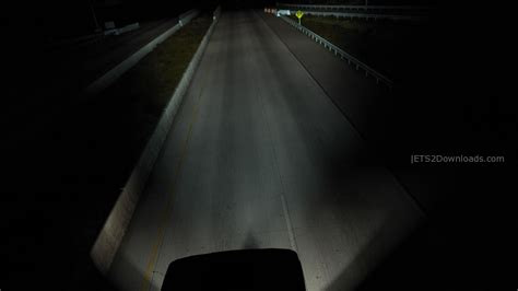 xenon lights ets2downloads ets