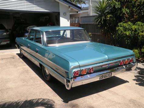 Chevrolet Australia by 1964 Australian Delivered Chevrolet Bel Air Sedan Ebay