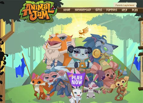 Virtual Animal Games  Virtual Worlds For Teens