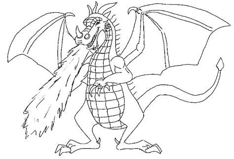 cuisine bleu coloriage dragons feu gif coloriages dragons jeu pour
