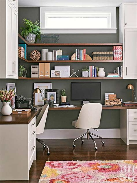 Ideas For Office At Work by Our Best Home Office Decorating Ideas Better Homes Gardens