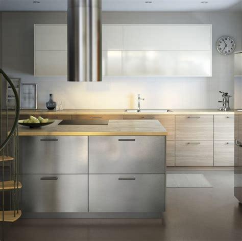 ikea cuisine abstrakt blanc 20 ikea küchen ideen die neusten trends 2016
