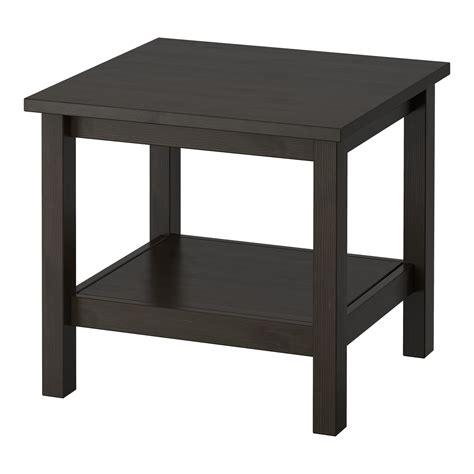 ikea side table hemnes side table black brown 55x55 cm ikea