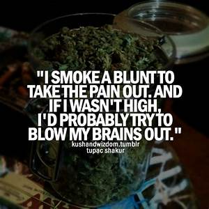 weed quotes on Tumblr