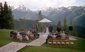 mountain wedding venues in colorado aspen wedding planner nell sweetly paired colorado wedding planner