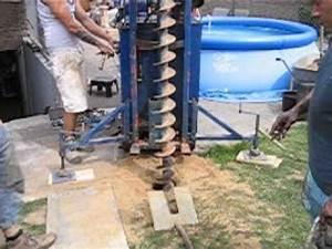 Brunnen Bohren Maschine : brunnen bohren 2013 youtube ~ Whattoseeinmadrid.com Haus und Dekorationen