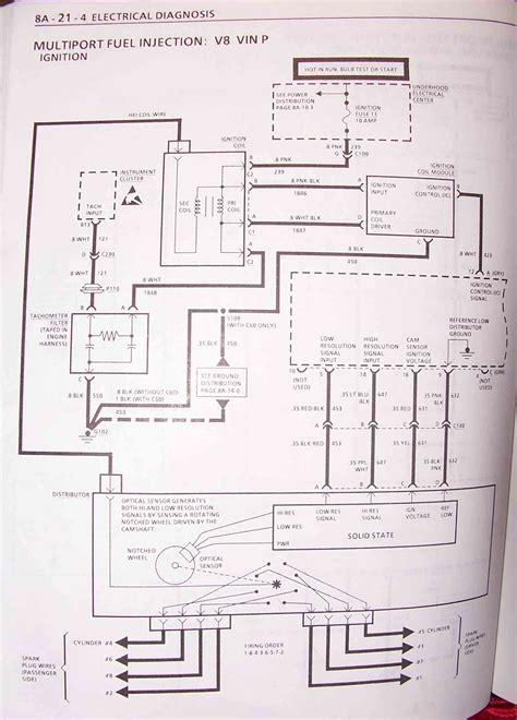 94 Lt1 Pcm Wiring Diagram by Lt1 Firing Order Diagram