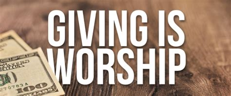 giving  worship bma missions