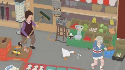 untitled goose game screenshot wide wallpaper