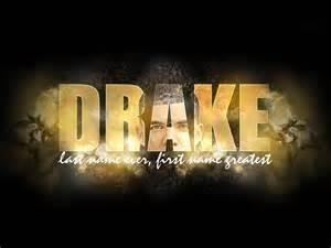 Drake Rapper Logo