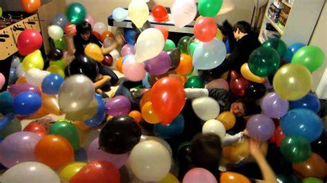 Balloon Party Youtube