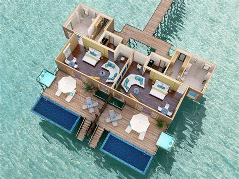 overwater bungalow floor plan google search hotel floor plan bungalow floor plans hotel floor