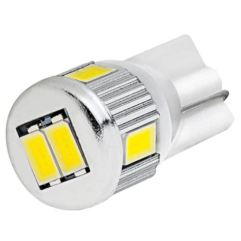 194 led bulb 6 smd led tower miniature wedge retrofit