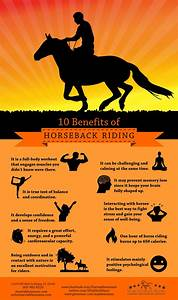 10 Benefits Of Horseback Riding